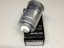 GENUINE MG ROVER 25 / ZR  45 / ZS DIESEL FUEL FILTER WJN000130 NEW OEM PART