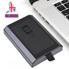 Hard Disk Drive HDD Caddy Case Shell Cover for Xbox 360 Slim 250G 320G 500GB UK