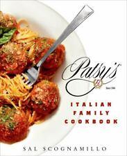 Patsy's Italian Family Cookbook: TK