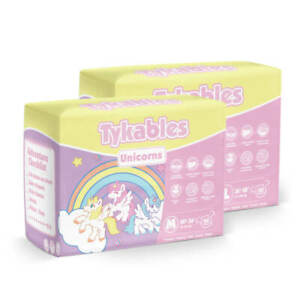 Tykables Unicorns Nappies - ABDL Adult Diaper