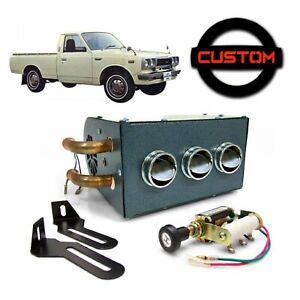 Datsun Nissan Compact Under Dash 12V Cab Heater Box Core Assembly F20C 240ZX JDM