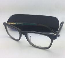 New KIO YAMATO Eyeglasses Brooke KP-189U Col.04 51-18 Smoke Grey & Green Frames