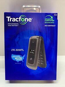 Tracfone ZTE Z232TL New Sealed BOX