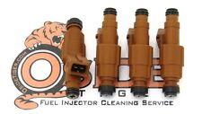 Nissan D21 Hardbody Pickup KA24E Fuel Injectors Best Upgrade Bosch 4 Hole Spray!