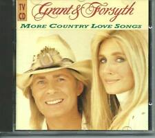 GRANT & FORSYTH More Country Love Songs DUTCH CD ALB GUYS & DOLLS