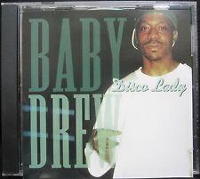 Baby Drew - DISCO LADY [2003] Promo CD Single - NM
