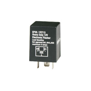 Tridon Electronic Flasher FET13 fits Daimler Coupe Sovereign 4.2