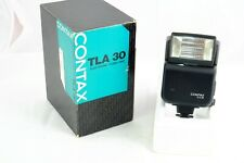 Contax TLA 30 Blitz Flash OVP wie neu as new