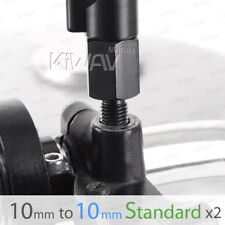 for Honda motorcycle mirror adapter converter 10mm to 10mm standard x2 ε