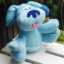 NEW Prechool Show BLUE CLUES Blue Pubby dog 9 inch Stuffed Animal Plush