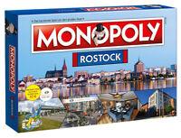 Monopoly Rostock Cityedition Hanse Stadt Spiel Gesellschaftsspiel Brettspiel