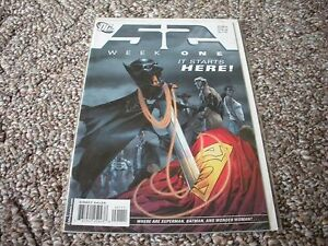 52 Week #1 (2006/2007 Series) DC Comics VF/NM