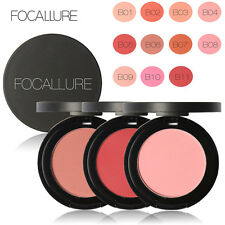 FOCALLURE Face Mineral Pigment Blusher Blush Powder Palette Contour Shadow
