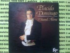 "Placido Domingo - I Stand Alone - 7"" Single (1989) Vinyl Record Placedo (GOYA 2)"