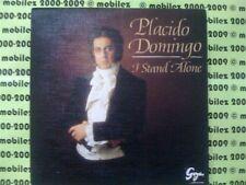 "Placido Domingo - I Stand Alone - 7"" Single (1989) Vinyl Record Placedo (GOYA 2)"