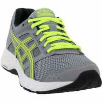 ASICS gel-contend 5  Casual Running Neutral Shoes - Grey - Mens