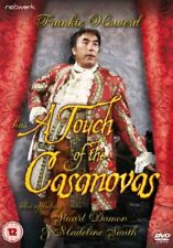 A Touch of the Casanovas NEW PAL Classic DVD Michael Mills F. Howerd S. Damon
