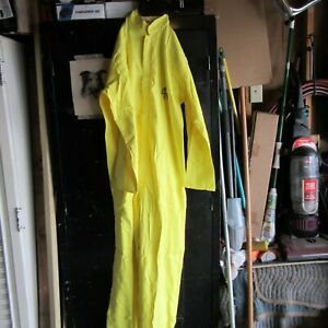 Nuclear Power Outfitters Size 40 MECHANIC PAINTER COVERALLS