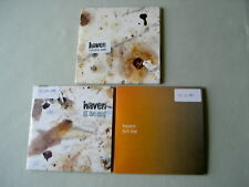 HAVEN job lot of 3 CD/promo CDs Tell Me Til The End Beautiful Thing