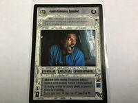 Star Wars Game Card Lando Calrissian, Scoundrel - Reflections III - Light Side