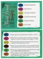 Trivial Pursuit 100 randomly selected cards. Genus 5
