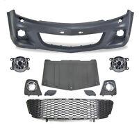 Set Stoßstange vorne + Nebel Opel Astra H Bj. 04->> nur GTC 3 Türig OPC Optik