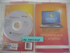 Microsoft Windows 7 Professional 64 bit x64 w/SP1 Full English MS WIN PRO=SEALED