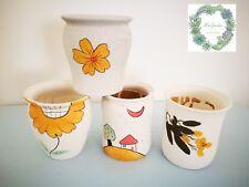 Fresh design clay succulent pot/Big pots/big planter