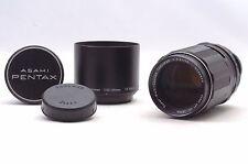 @ Ship in 24 Hrs @ Near Mint @ Pentax Super-Multi-Coated Takumar 135mm f3.5 Lens