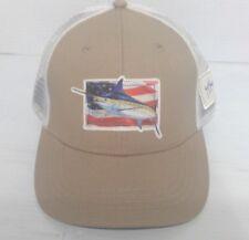 a920c47c Mens BASEBALL HAT GUY HARVEY Adjustable Snap Back Fishing Hat Caps