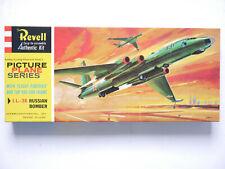 Iljuschin IL 38 Russian Bomber, Bausatz Kit, Revell H-182:98 in 1:169 sealed