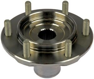 Wheel Hub Front Dorman 930-417