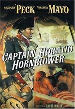 CAPTAIN HORATIO HORNBLOWER (1951) english artwork DVD - UK Compatible -Sealed