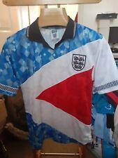 England Score Draw Football Shirt Size Adults Small