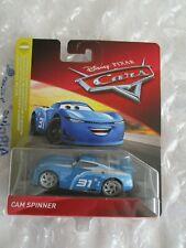 Disney Pixar Cars 3 Cam Spinner  Next Generation Car