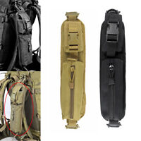 Tactical Military Molle Accessory Backpack Shoulder Strap Bag Tools Pouch