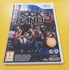 Rockband 3 GIOCO WII VERSIONE ITALIANA