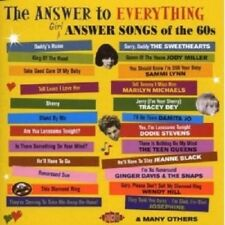 ANSWER TO EVERYTHING-60S GIRL ANSWER SONGS  CD NEW!