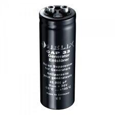 Helix CAP 33 Entstörkondensator mit einer Kapazität von 33.000 µF