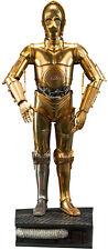 "STAR WARS ~ C-3PO Premium Format 19"" Statue (Sideshow Collectibles) #NEW"