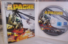 Sony PS3 Playstation 3 Spiel * Apache Air Assault *