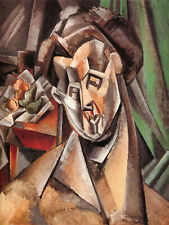 Woman With Pears, Picasso  -  CANVAS or PRINT WALL ART