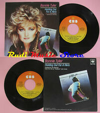 LP 45 7'' BONNIE TYLER Holding out for a hero Faster 1984 italy CBS cd mc dvd *