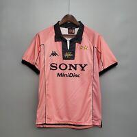 1997-98 Juventus Away Retro Soccer Jersey