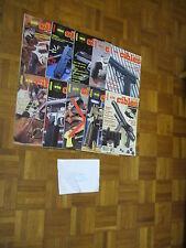 LOT de 8 revues CIBLES année 1993 n° 274-275-277-278-279-280-281-283-284-285