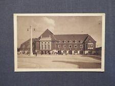 Ansichtskarte Frankfurt a.d. Oder - Bahnhof, Foto um 1928