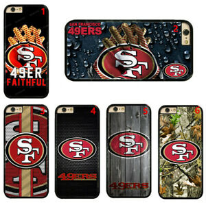 New San Francisco 49ERS Hard Phone Case For iPhone / Touch / Samsung / LG