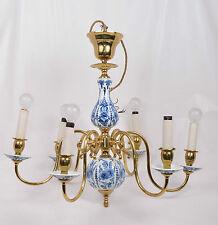 Markenlose Deckenlampen & Kronleuchter im Landhaus-Stil aus Messing