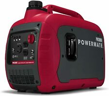 PM3000i P0080601 Gas Inverter Generator 3000 Watt 50 ST Powered by Generac.