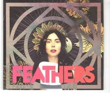 (HG614) Feathers, If All Now Here - 2013 Sealed CD